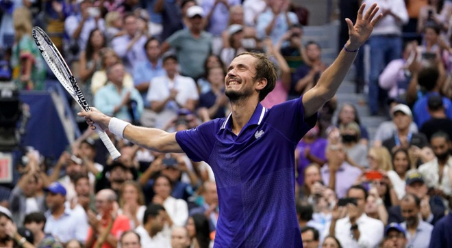 Áp lực phải lập kỷ lục khiến Djokovic thất bại trước Medvedev - 3