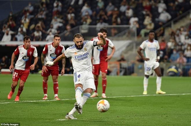 Benzema lập hattrick, Real Madrid tiếp tục dẫn đầu La Liga - 7