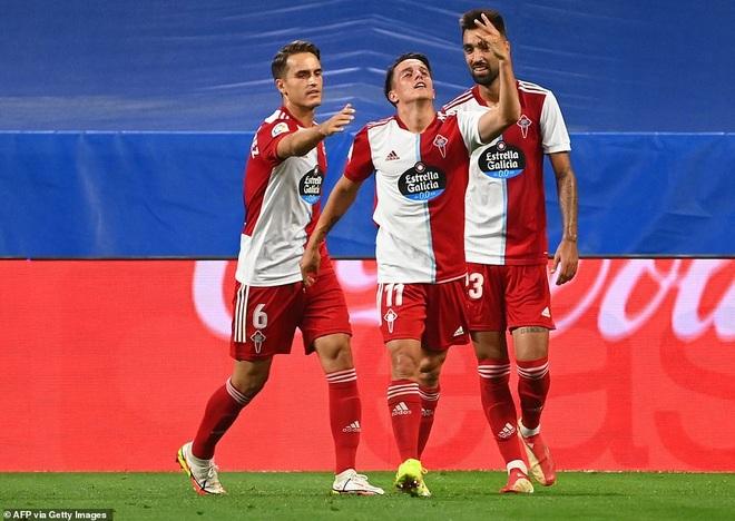 Benzema lập hattrick, Real Madrid tiếp tục dẫn đầu La Liga - 4
