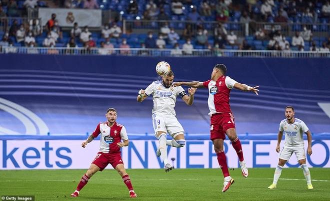 Benzema lập hattrick, Real Madrid tiếp tục dẫn đầu La Liga - 5