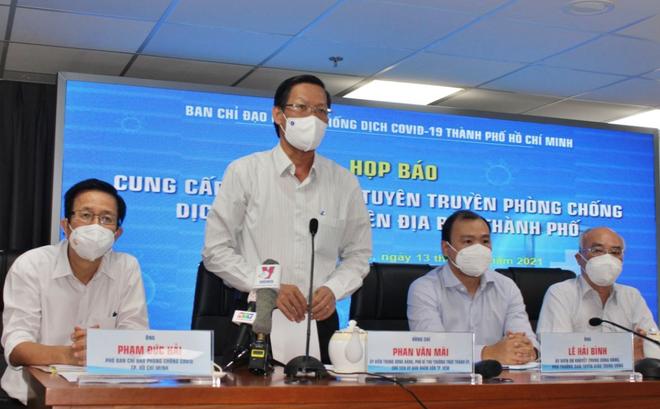 TPHCM tiếp tục giãn cách xã hội đến cuối tháng 9 - 2