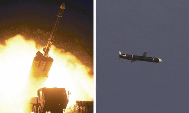 Chuyên gia nói gì về năng lực tên lửa tầm xa Triều Tiên vừa phóng thử? - 1