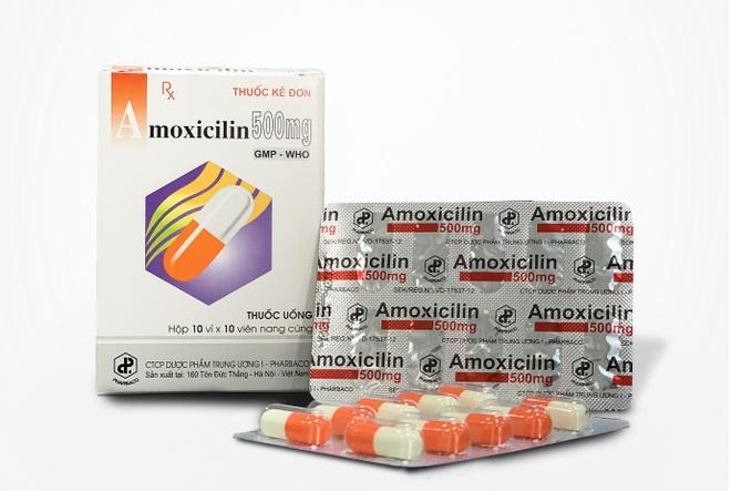 Dược phẩm Trung Ương I - Pharbaco nói gì sau sự cố thu hồi thuốc Amoxicilin 500mg - 1