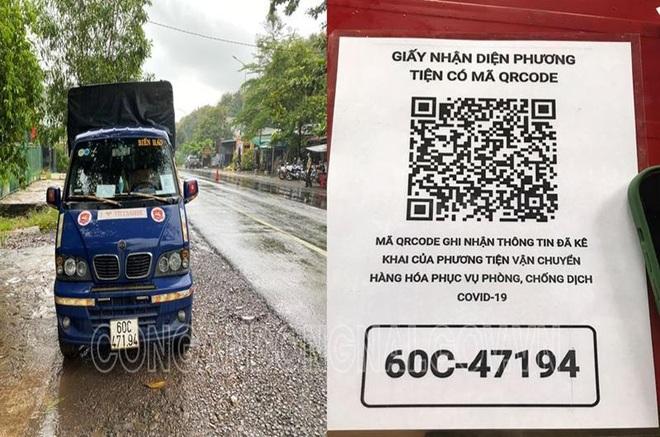Lại phát hiện vụ giấu người trong thùng xe tải để thông chốt ở Đồng Nai - 1