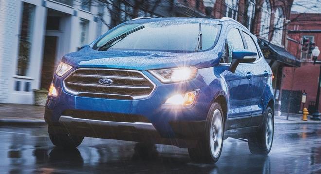 Ford EcoSport bị khai tử tại Mỹ - 1