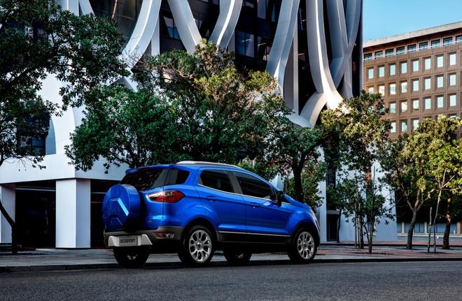 Ford EcoSport bị khai tử tại Mỹ - 2