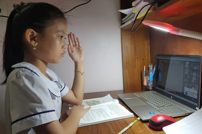 Thanh Hóa - Quảng Trị: Học sinh những nơi hết giãn cách được đến trường học - 2