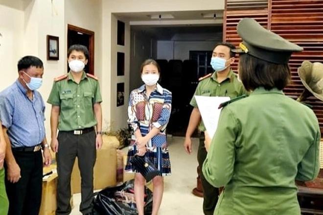 Bắt giam nữ giám đốc tổ chức cho người nước ngoài nhập cảnh trái phép - 1