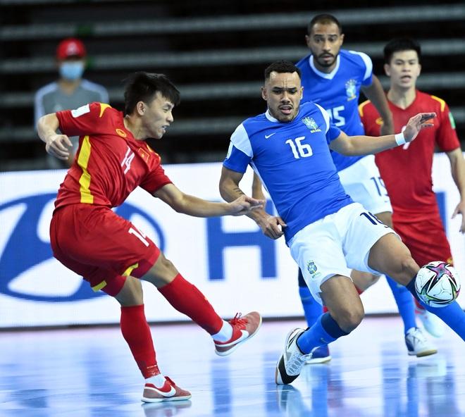 Người hùng của futsal Việt Nam tự tin trước trận quyết đấu CH Séc - 3