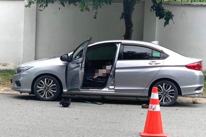 Vụ Bí thư thị trấn tử vong trong ô tô: Phát hiện thuốc trừ sâu - 1