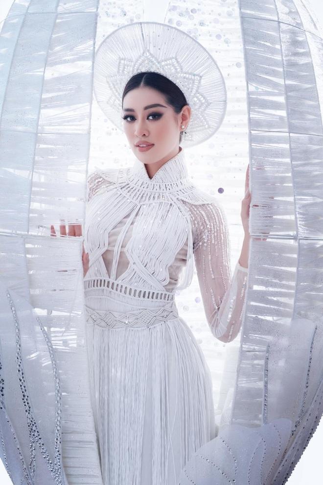Hoa hậu Khánh Vân vào Top 20 Hoa hậu của các Hoa hậu - 2