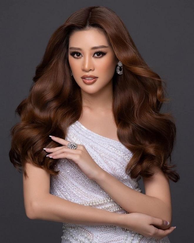 Hoa hậu Khánh Vân vào Top 20 Hoa hậu của các Hoa hậu - 1