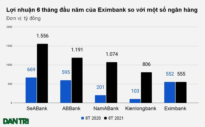 Thay tướng, bao giờ Eximbank đổi vận? - 2