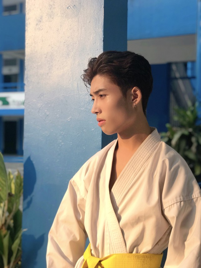 Hot Tiktoker triệu view Đức Huy: Khi còn trẻ, hãy phấn đấu vì ước mơ - 3