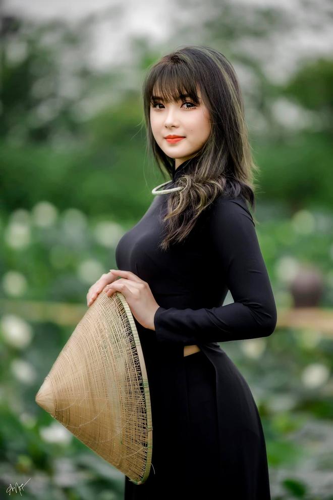 Nàng thơ Thái Nguyên sở hữu nhan sắc ngọt lịm đốn tim bao chàng trai - 6