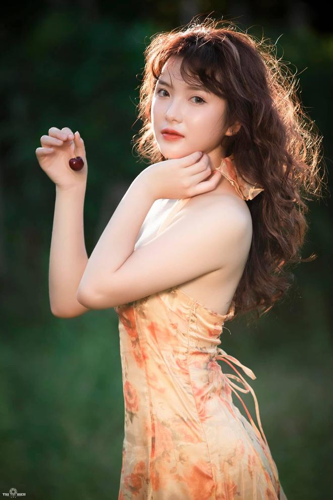 Nàng thơ Thái Nguyên sở hữu nhan sắc ngọt lịm đốn tim bao chàng trai - 8