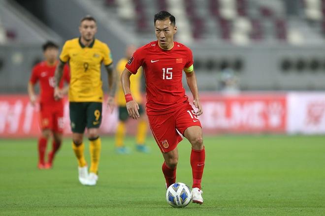 Đội trưởng Trung Quốc thể hiện quyết tâm trước trận gặp tuyển Việt Nam - 2