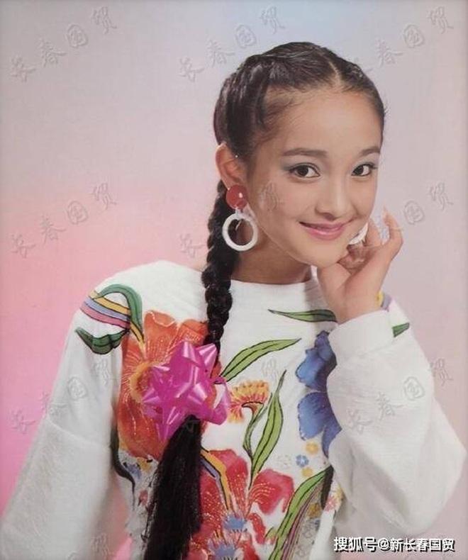 Vẻ đẹp gây choáng ngợp của Châu Tấn ở tuổi đôi mươi - 8