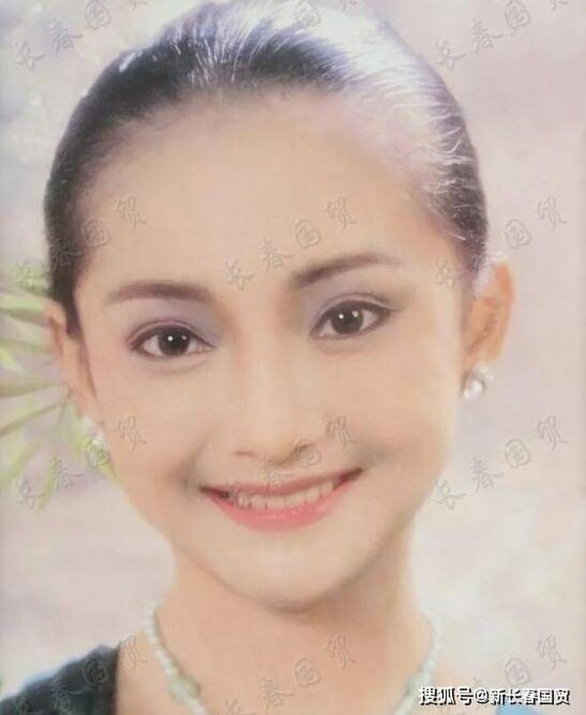 Vẻ đẹp gây choáng ngợp của Châu Tấn ở tuổi đôi mươi - 9