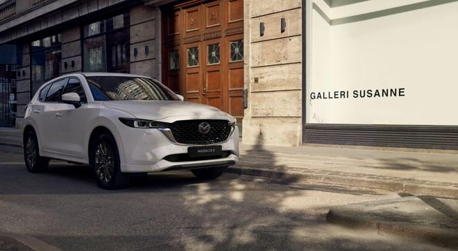 Mazda CX-5 2022 trình làng, người dùng phải soi mới thấy nâng cấp - 11