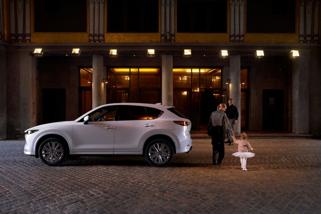 Mazda CX-5 2022 trình làng, người dùng phải soi mới thấy nâng cấp - 16