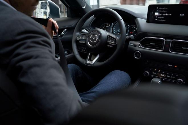 Mazda CX-5 2022 trình làng, người dùng phải soi mới thấy nâng cấp - 24