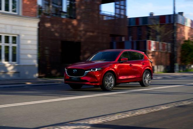 Mazda CX-5 2022 trình làng, người dùng phải soi mới thấy nâng cấp - 19
