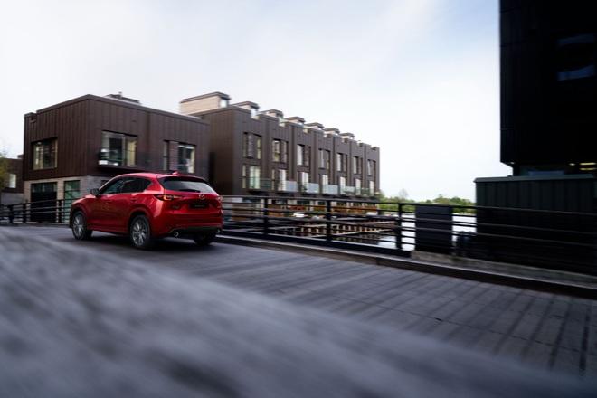 Mazda CX-5 2022 trình làng, người dùng phải soi mới thấy nâng cấp - 20