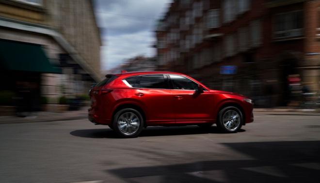 Mazda CX-5 2022 trình làng, người dùng phải soi mới thấy nâng cấp - 21