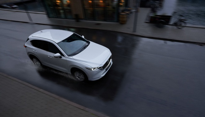 Mazda CX-5 2022 trình làng, người dùng phải soi mới thấy nâng cấp - 12