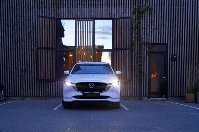 Mazda CX-5 2022 trình làng, người dùng phải soi mới thấy nâng cấp - 15