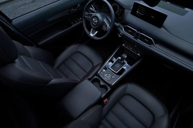 Mazda CX-5 2022 trình làng, người dùng phải soi mới thấy nâng cấp - 22