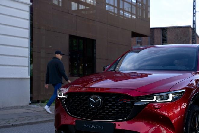 Mazda CX-5 2022 trình làng, người dùng phải soi mới thấy nâng cấp - 18