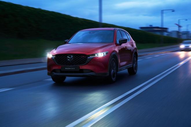 Mazda CX-5 2022 trình làng, người dùng phải soi mới thấy nâng cấp - 17