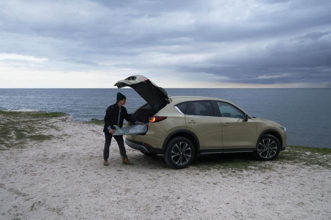 Mazda CX-5 2022 trình làng, người dùng phải soi mới thấy nâng cấp - 33