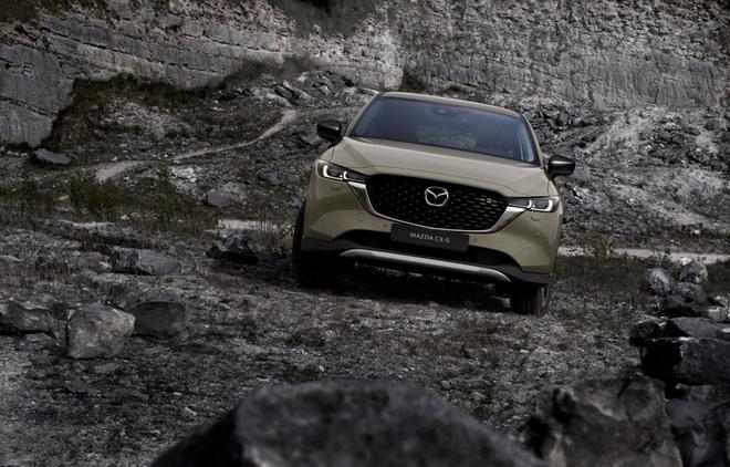 Mazda CX-5 2022 trình làng, người dùng phải soi mới thấy nâng cấp - 31