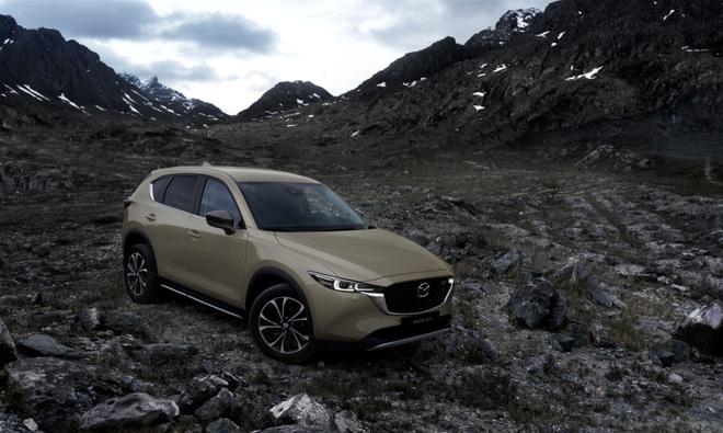 Mazda CX-5 2022 trình làng, người dùng phải soi mới thấy nâng cấp - 32