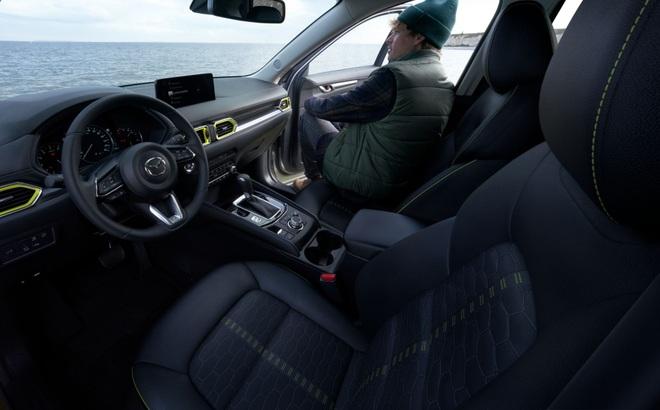 Mazda CX-5 2022 trình làng, người dùng phải soi mới thấy nâng cấp - 29