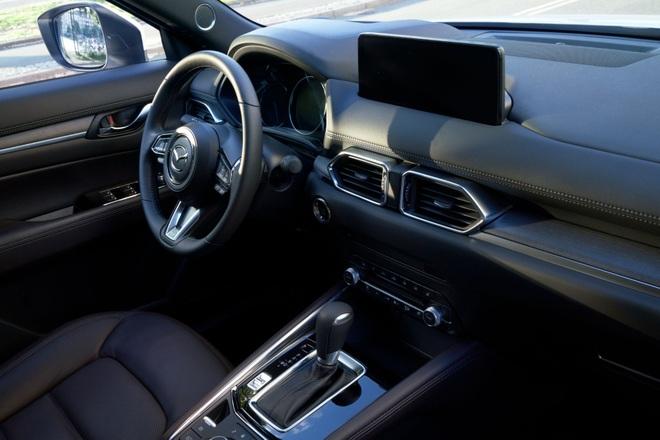 Mazda CX-5 2022 trình làng, người dùng phải soi mới thấy nâng cấp - 5