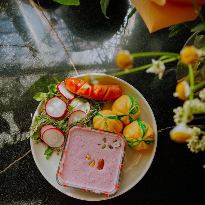 Những bữa sáng giàu có, dễ làm của cô gái Hà Nội - 10