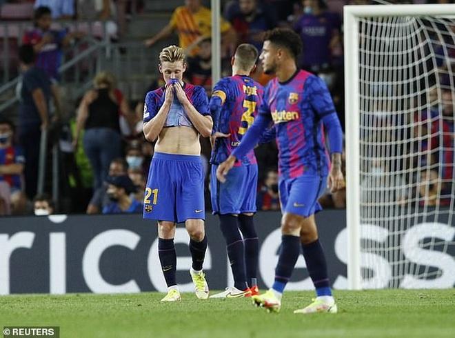 Không còn Messi, Barcelona hóa… kẻ tầm thường - 1