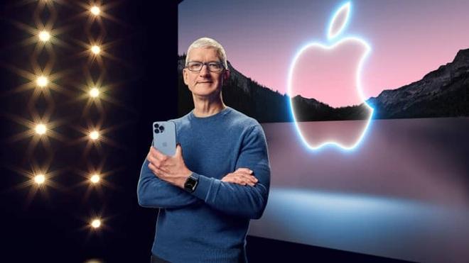 Cổ phiếu Apple diễn biến ra sao trong ngày ra mắt iPhone 13? - 1