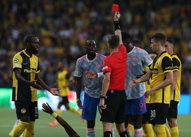 Những cầu thủ bị coi là tội đồ ở trận Man Utd thua ngược Young Boys - 2