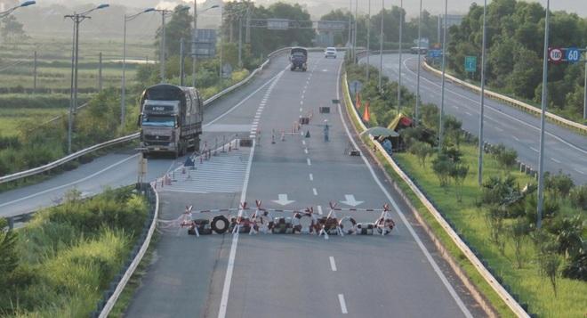 Thực hư thông tin VEC chặn xe để thu phí trên cao tốc về Hà Nội - 1