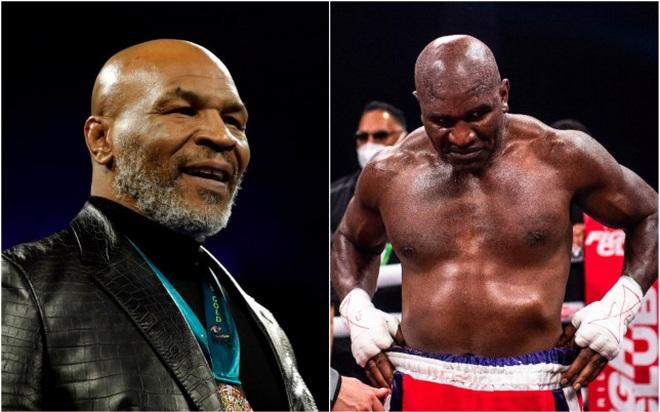 Thua ê chề Belfort, Holyfield vẫn muốn thượng đài cùng Mike Tyson - 1