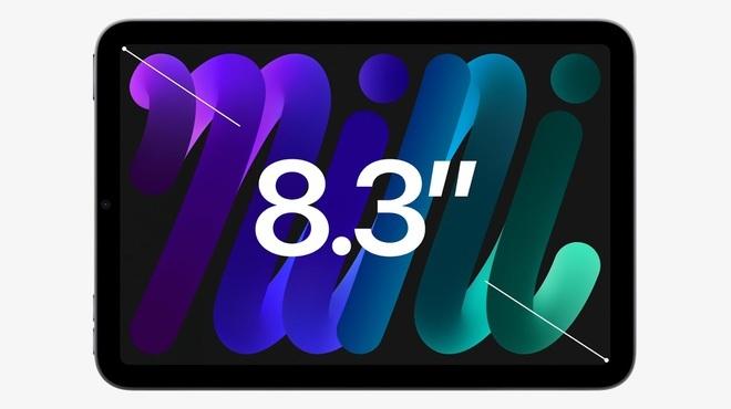 iPad Mini 6 có giá khởi điểm từ 14 triệu đồng, về Việt Nam cuối tháng 10 - 2