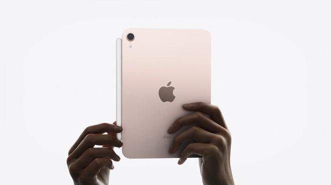 iPad Mini 6 có giá khởi điểm từ 14 triệu đồng, về Việt Nam cuối tháng 10 - 1