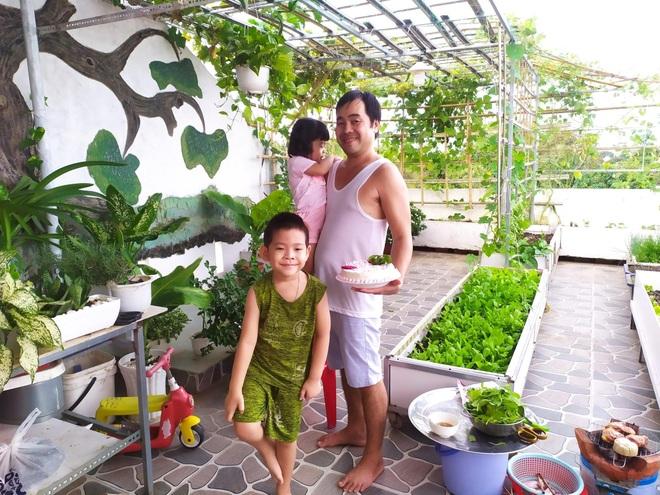 Không gian xanh mướt như góc du lịch miễn phí của gia đình ở Bình Thuận - 9