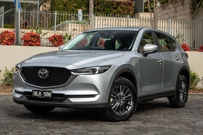 Mazda CX-5 2022 trình làng, người dùng phải soi mới thấy nâng cấp - 3