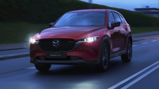 Mazda CX-5 2022 trình làng, người dùng phải soi mới thấy nâng cấp - 10